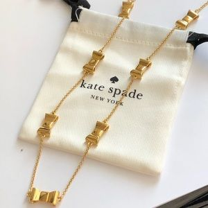 🎉SALE🎉Kate Spade bow necklace